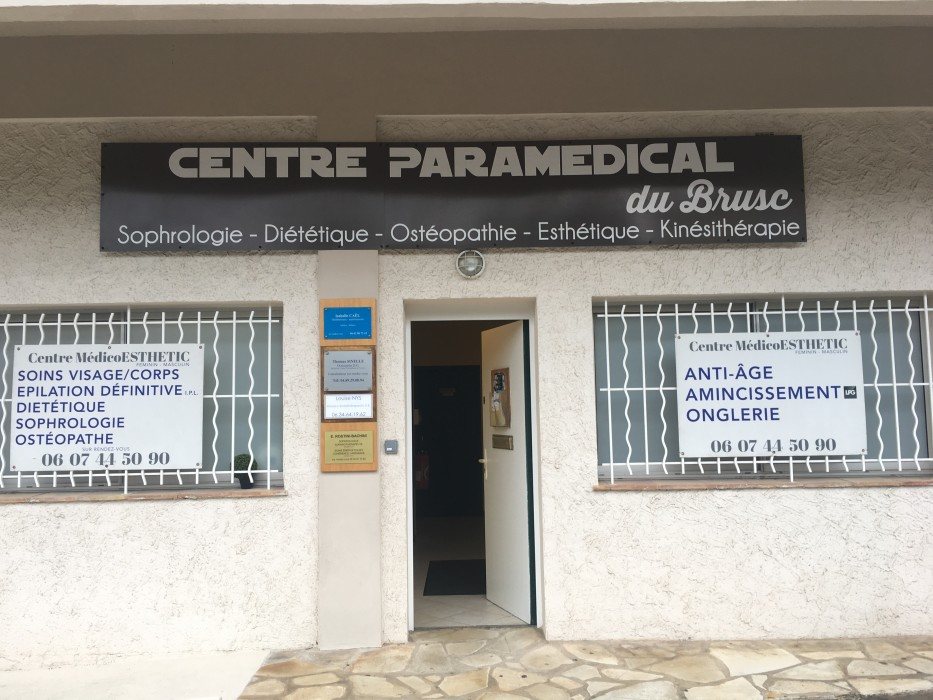 Centre paramedical du Brusc